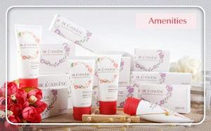 De Reeksen van de Shampoo van het Gebruik van de Persoonlijke Zorg van /Travel van het hotel