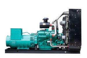 Type ouvert grande puissance faible consommation de carburant Diesel Generator
