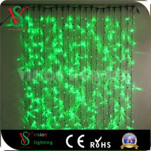 Vorhang-Licht der Weihnachtsdekoration-LED