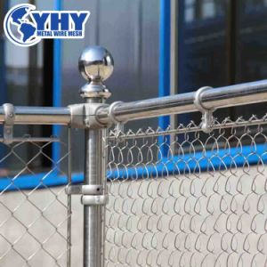 携帯用一時金網の塀のパネル
