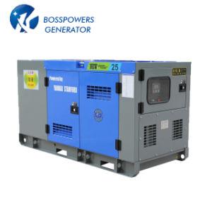 Электрический пуск питание с низким уровнем шума Quanchai дизельного генератора 12квт