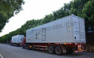 1650kVA Mitsubishi/Stamford Genset diesel messo in recipienti ultra silenzioso