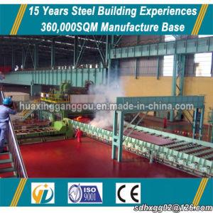 Francia BV Aws certificación de la soldadura de estructuras de acero de alta