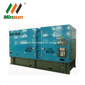 De reserve Generator van de Fase 200kVA 3 van de Macht 100kVA
