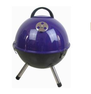 CL2C-ADJ08-d'un barbecue en acier au carbone Comlom Portable en forme de balle