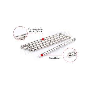 中国Pinのハードウェアのアクセサリの製造業者の円形の固定の自動車部品Pin