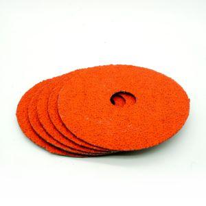 4-1/2  24G極度の陶磁器の研摩のファイバーディスク