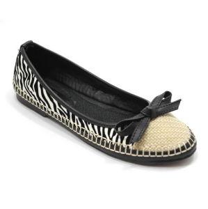Nouvelle Mode chaussures femmes de la Chine usine OEM ballerine à bas prix des chaussures plates