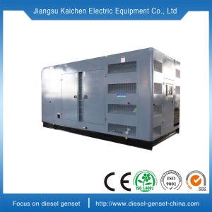 100kVA極度の無声ディーゼル電力の発電機セット