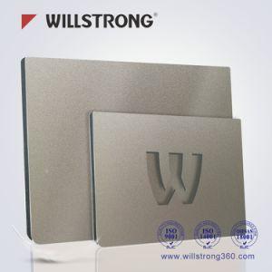 Im Freien enorme Größe-System-vordere bekanntmachende zusammengesetzte Aluminiumzeichen