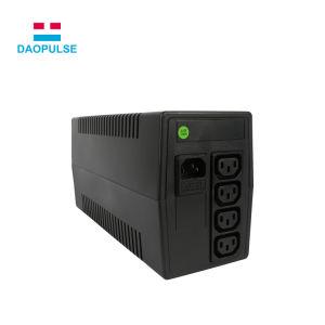 Office UPS 600VA UPS do Sistema de Backup de Bateria / Acessório de computador