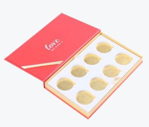 Contenitore impaccante personalizzato di ciglio cosmetico di stampa con il cassetto della bolla