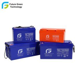 12V 200Ah mejor directo de fábrica de batería solar Gel