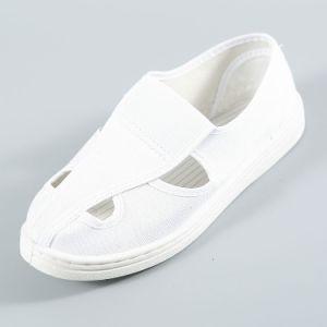 4 отверстия Canvas антистатическую обувь от электростатического разряда