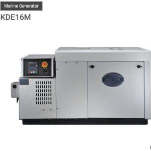 15.5kVA Cina generatore diesel marino prova a buon mercato silenziosa/sana/GEN-Ha impostato per la barca/nave