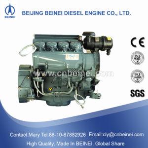 4-Stroke motore diesel raffreddato aria F4l913 per il macchinario di costruzione