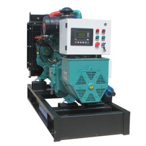 Diesel y Gas de doble combustible de 50kw generador 100kw