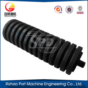 Bulk HandlingのためのSPD Belt Conveyor Impact Roller