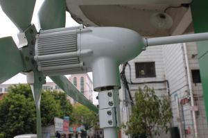 De Turbogenerator van de Wind van de windmolen 400W/AC12V/24V