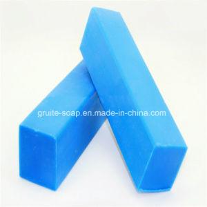 Tfm43٪ اللون الأزرق الغسيل بار الصابون