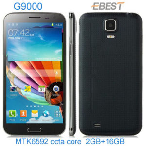 G9000 5.2  IPS FHD Capacitive Screen Mtk6592 Octa Core Phone 1.7GHz Android 4.2.2 Camera 13.0MP 2GB+16GB GPS OTG 3G Cell Phone