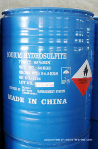 Het Natrium Hydrosulfite van de laagste Prijs 88% Fabrikant van Dithionite van het Natrium