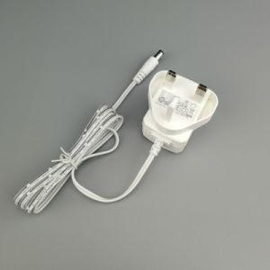 Европейский Plug 12V 15V 24V 0,5 А 1A адаптер питания с CB CE