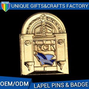 卸し売りOEM \ ODMの高品質のカスタム金属のバッジPin