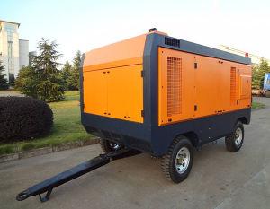550cfm tornillo portátil eléctrico compresor de aire (DDY-15/8)