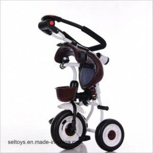 Precio al por mayor de tres ruedas Kids / bajo precio cochecito para Bebés / Niños triciclo triciclo y trailer