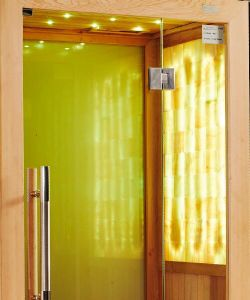 2016 Nouvelle salle de bain Design Light Jade Sauna ...