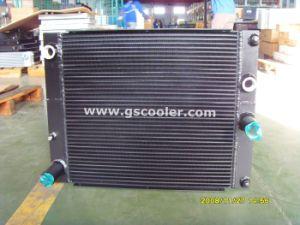 Масла/воздуха алюминиевый теплообменник (C022)