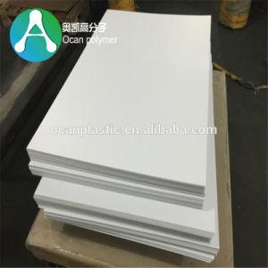Bonne Planeness blanc mat Feuille en PVC rigide pour impression Silk-Screen de rouleau