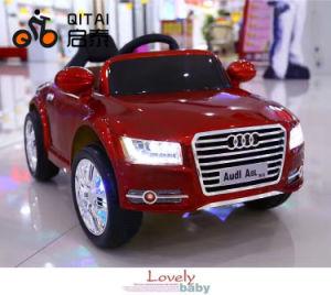 RCの電気おもちゃ車A8が付いている車の赤ん坊の乗車のための電池RC車