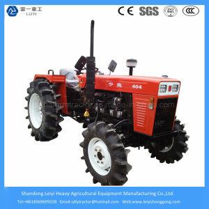 Azienda agricola dell'azionamento della rotella di uso 4 di agricoltura/giardino/prato inglese/mini/compatto/piccolo/trattore condotto a piedi 40HP