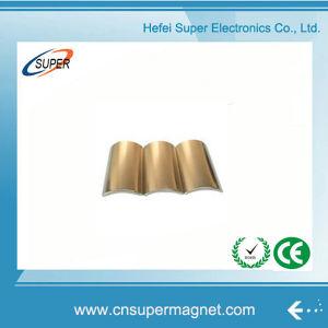 Китай Arc неодимовые магниты электродвигателя