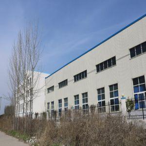 Estructura de acero comercial y residencial de los edificios
