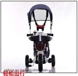 Prix de gros de tricycle Kids / poussette de bébé à bas prix Tricycle tricycle / Les enfants et la remorque