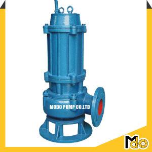200m3/H submersíveis Bomba de lamas de depuração