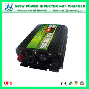 500W Inversores de Carregador de Energia Solar (QW-M500UPS)