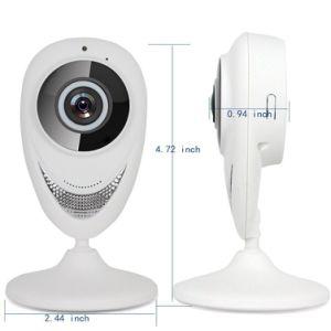720p対面無線機密保護のWiFi IPの赤ん坊のモニタのカメラサポートは話す