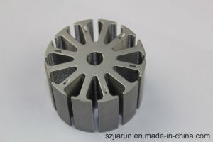 Motor de precisión core, núcleo del rotor y estator