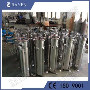 De Zak die van het Roestvrij staal van de Fabrikant van China de Filter van de Zak van 5 Micron huisvesten