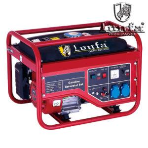 5kw Lantop Typ hohes Quility Benzin/Treibstoff-Generator mit Cer