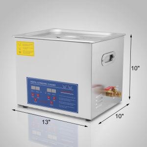 10L 리터 초음파 세탁기술자 240+250W 디지털 타이머 히이터