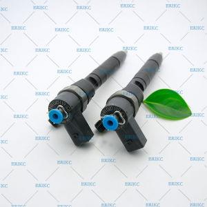 Erikc 0の445の110の181のBoschの共通の柵の注入器アセンブリ0445110181および0986435055自動電気燃料の注入のディーゼル油ごまかしのための0445 110 181