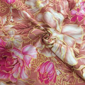 2018 Una impresión personalizada de fábrica de cepillado de poliéster 100% de los Tejidos para niños juegos de ropa de cama textil/Home/Hoja de ropa de cama