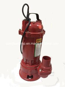 La serie Wqd bomba sumergible de Aguas Residuales 1.1kw 3pulg.