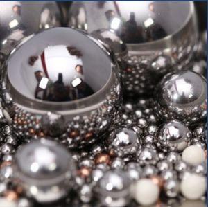 [12.7مّ] 1/2 316 صامد للصدإ معدن تقدّم فولاذ تدليك كرة لأنّ يشبع جسم