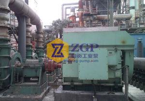 L'horizontale Heavy Duty Ah pompe centrifuge de lisier de gravier